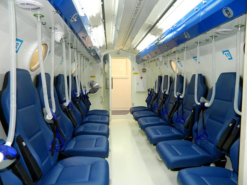 Hyperbaric Oxygen Chamber Oxycare Dublin